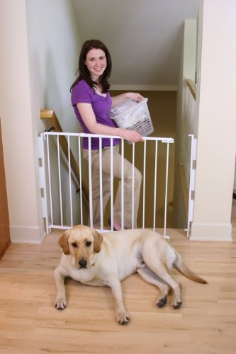 Top 5 Best Baby Gates For Stairs With Banisters 8