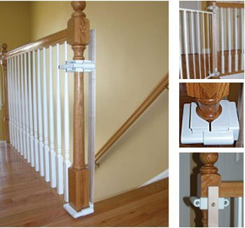 Top 4 Baby Gate Banister Adapter Kit 11