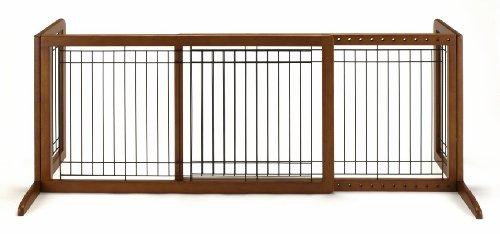 Top 5 Freestanding Pet Gate For Open Floor Concept 27