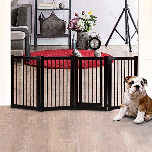 Top 5 Freestanding Pet Gate For Open Floor Concept 10