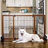 Top 5 Freestanding Pet Gate For Open Floor Concept 13