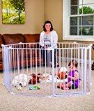 Top 5 Freestanding Pet Gate For Open Floor Concept 18