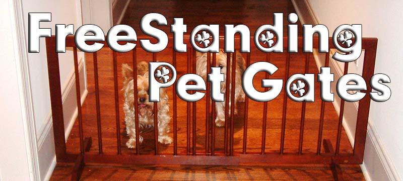 Top 5 Freestanding Pet Gate For Open Floor Concept 1