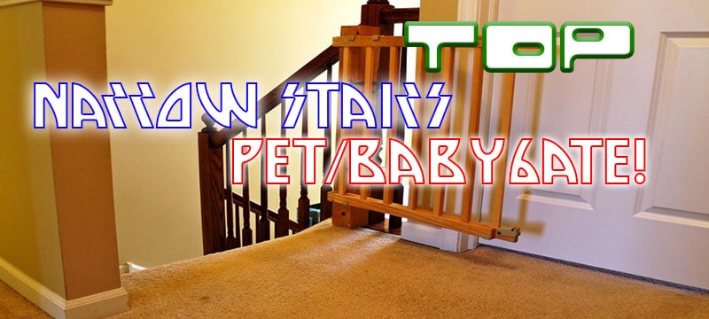 Top 5 Narrow Stair Baby Or Pet Gate 2019 Reviews Petandbabygates