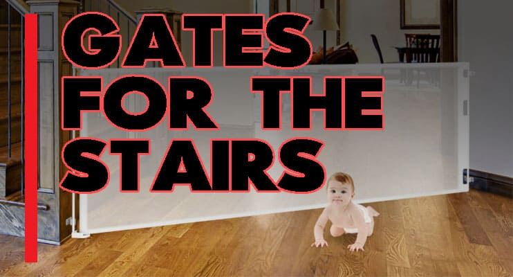 Top 5 Best Baby Gates For Stairs With Banisters Pet And Baby Gates