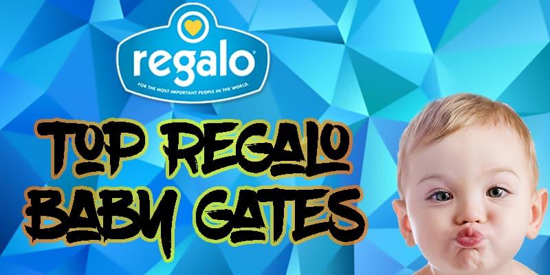 Regalo Baby Gates 1