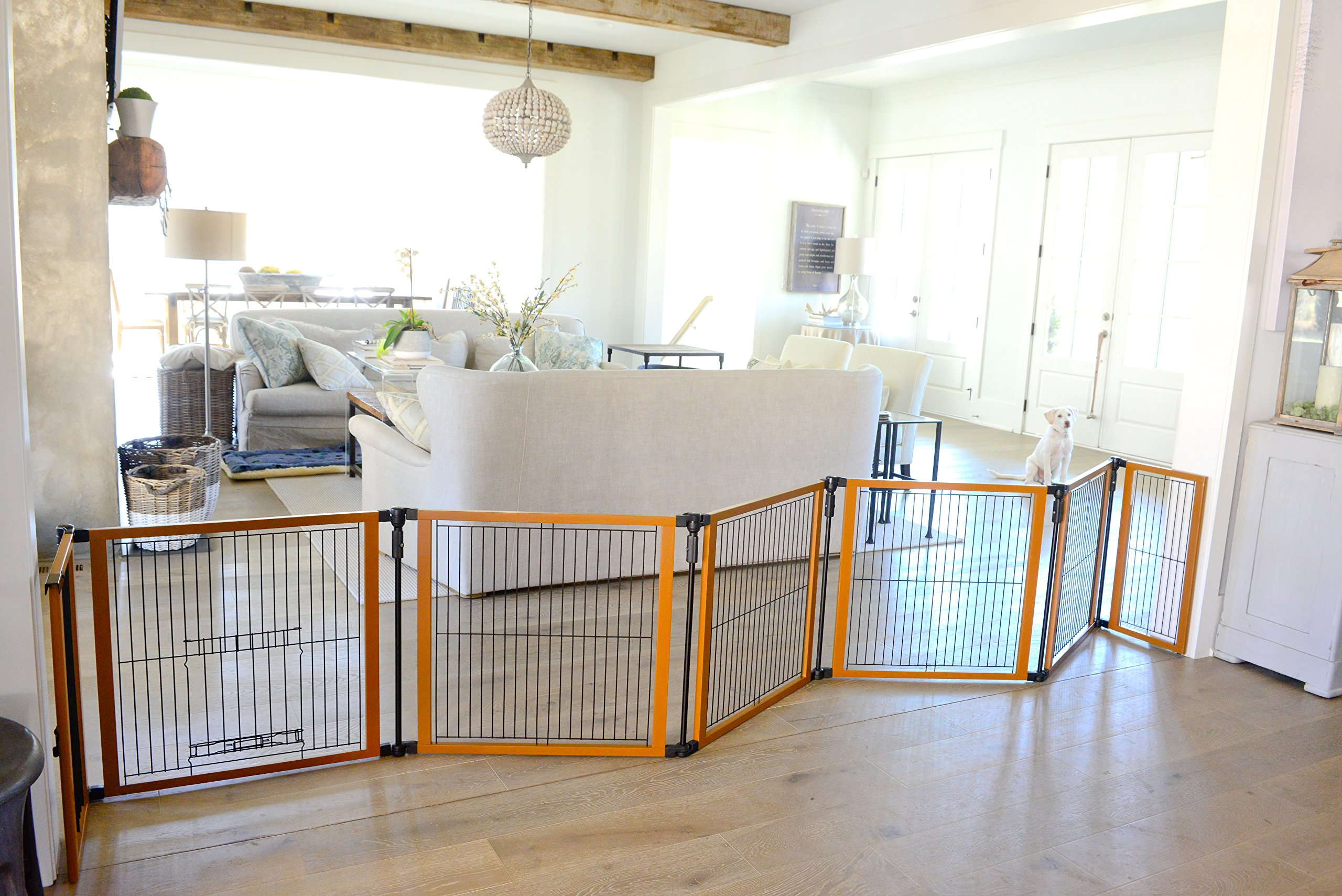 5 Pet Gates That Could Be Used For Garage Door Openings 26