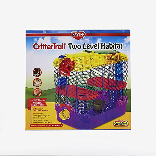 The Best Hamster Cages 9